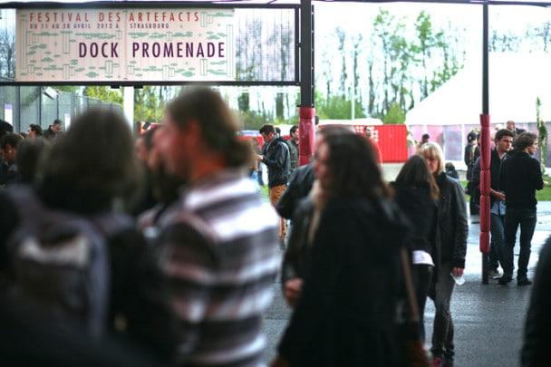 Festival des Artefacts 2012 - Strasbourg - Zenith - Laiterie